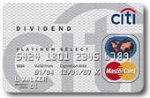 Citi Dividend Credit Card